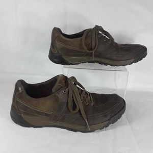 Merrell Shoes - Merrell Casual Oxford Shoes Canteen Laces Leather